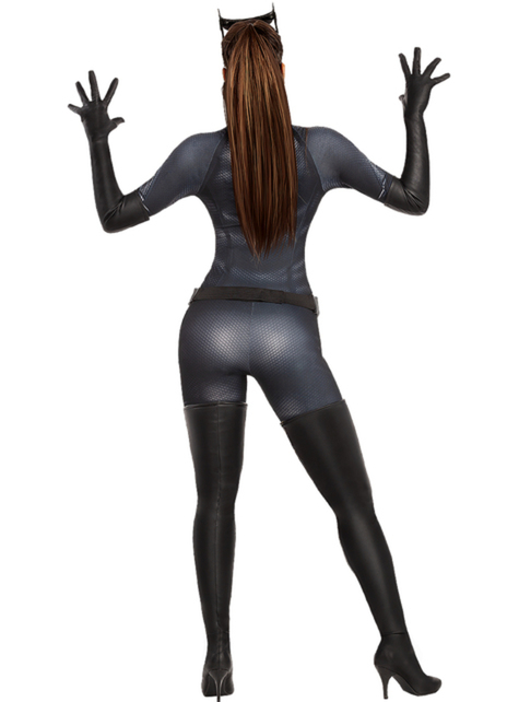 Grote maat Catwoman kostuum - origineel