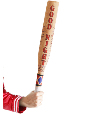 Harley Quinn baseball ütője