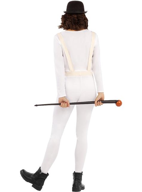 A Clockwork Orange kostuum voor vrouw