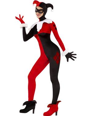 Costum Harley Quinn - DC Comics