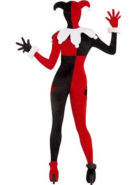Disfraz de Harley Quinn - DC Comics