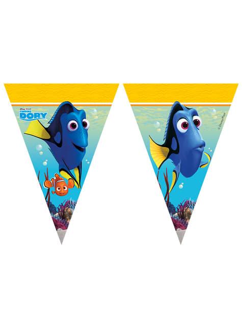 Bandeirolas À Procura de Dory
