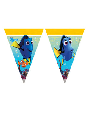 Banderines buscando a Dory