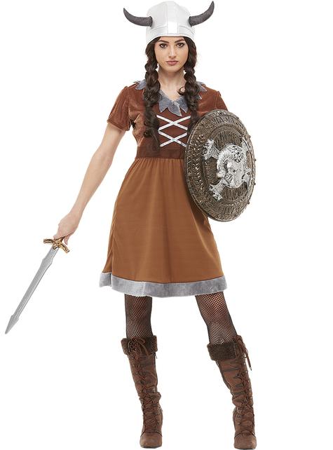Warrior Tunica-Taglia Adulti