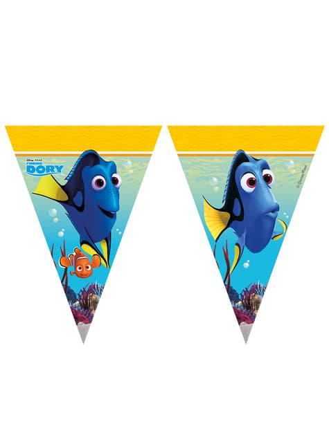 Banderines buscando a Dory - para tus fiestas