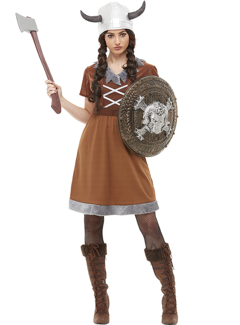 Womens Viking costume Plus Size