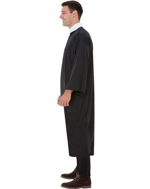 Grote maat Priester kostuum