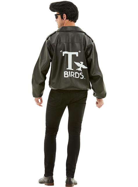 Veste T-Bird homme grande taille - Grease