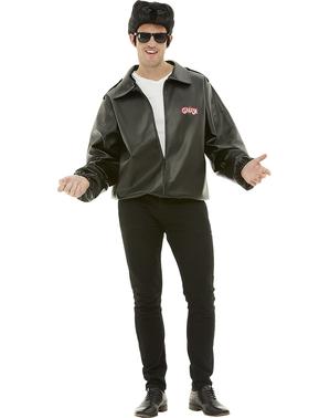 T-Burung jaket plus saiz - Grease