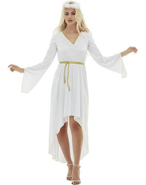 Engel plus size kostume til kvinder