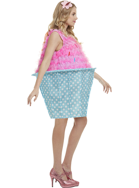 Kostim kolačića plus veličina