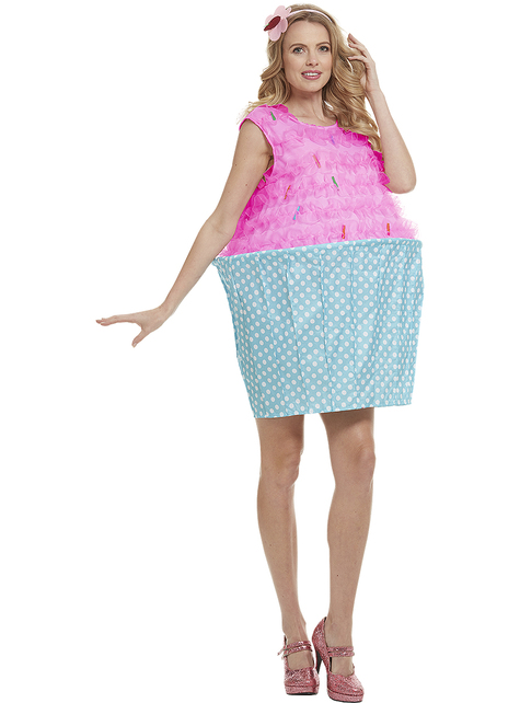 Cupcake costume Plus Size