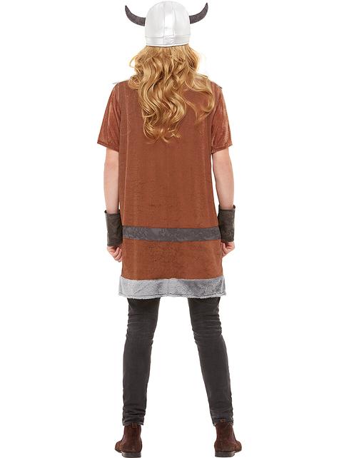 Disfraz de vikingo talla grande