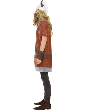 Viking plus size kostume
