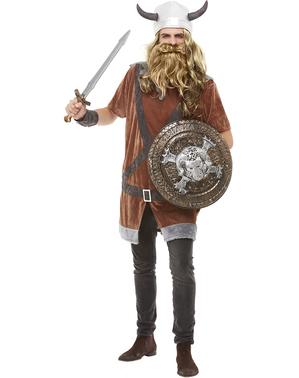 Fato de viking para homem tamanho grande