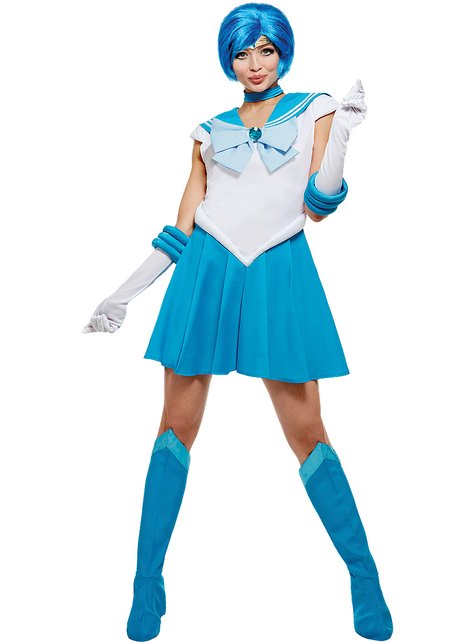 Sailor Mercury plus size asu - Sailor Moon