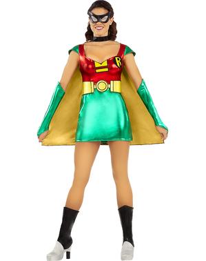 Strój Robin dla kobiet duży rozmiar