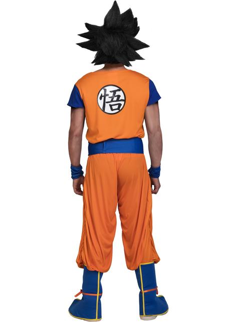Goku plus size kostyme - Dragon Ball