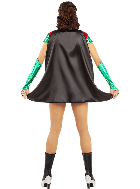 Robin plus size asu naisille
