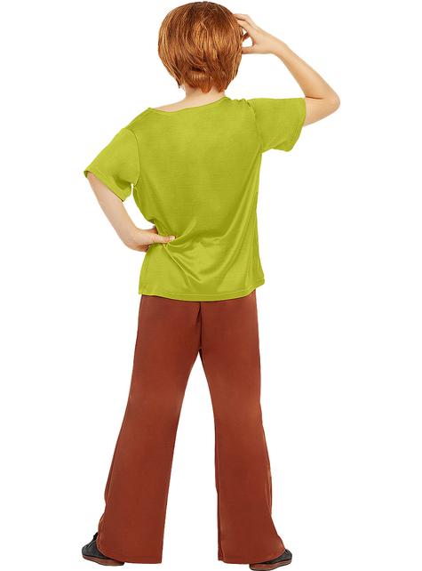 Στολή Shaggy για Αγόρια - Scooby Doo