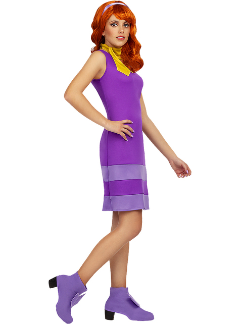 Disfraz de Daphne - Scooby Doo