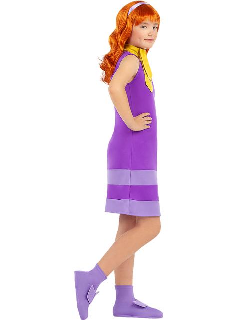 Daphne kostim za djevojčice - Scooby Doo