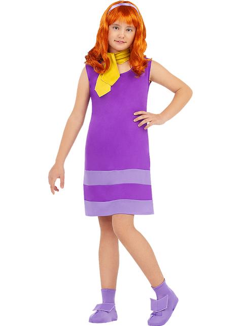 Στολή Daphne για Κορίτσια - Scooby Doo