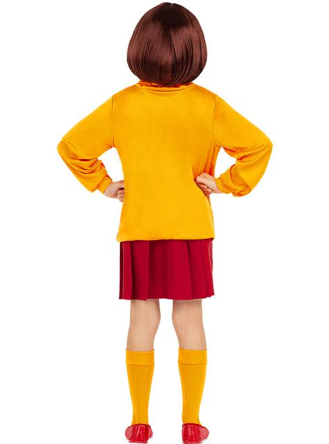 Strój Velma dla dziewczynek - Scooby Doo