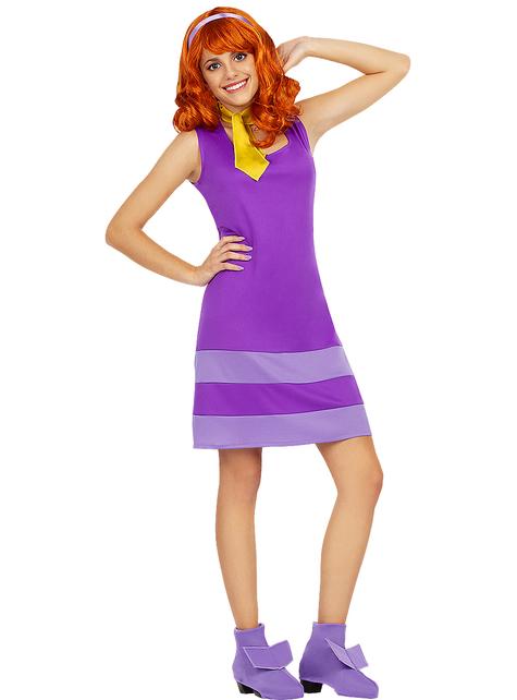Γυναικεία Στολή Daphne Blake - Scooby Doo