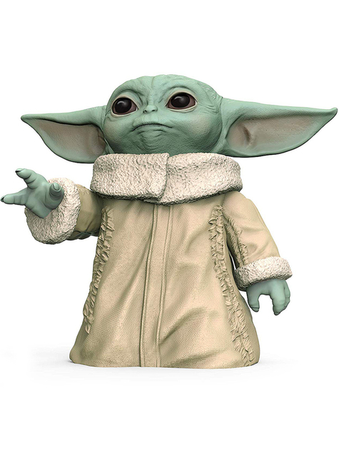 Baby Yoda Figur (16 cm) - The Mandalorian Star Wars