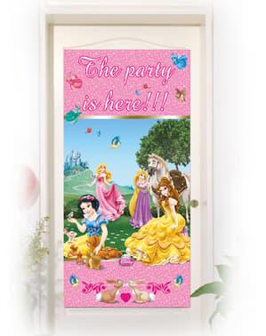 Princess & Animals plakat til dør