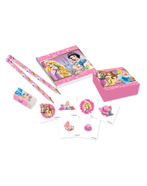Princess & Animals Mal Set