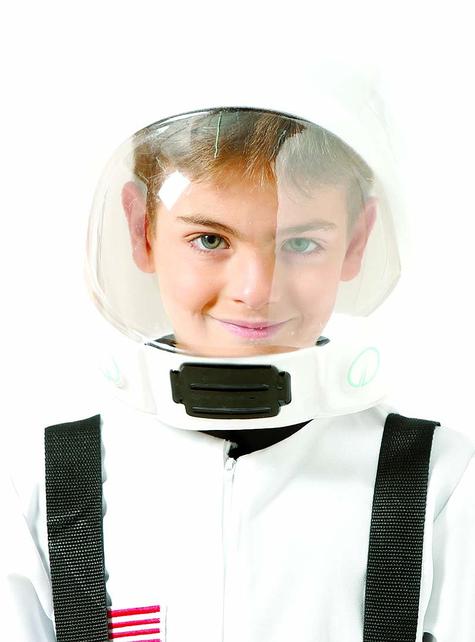 男の子のための宇宙飛行士のヘルメット