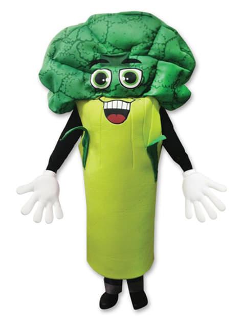 Adult's Broccoli Costume