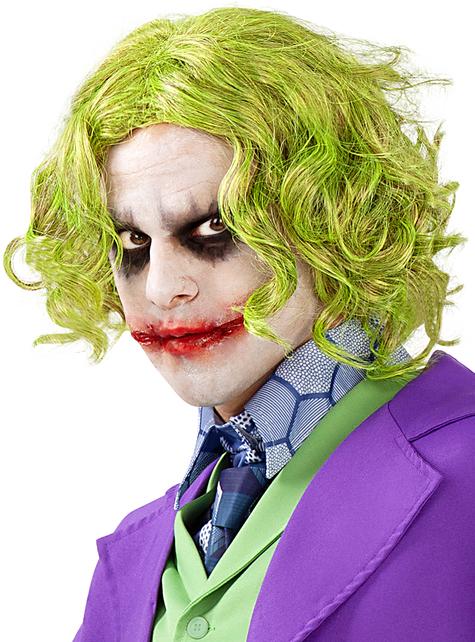 Ανδρική Περούκα Joker - The Dark Knight