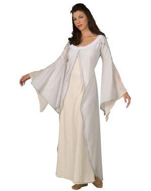 Arwen fra Hobbiten Kostyme for Kvinner