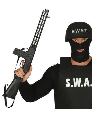 SWAT assault rifle