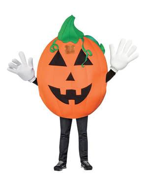 Adult's Happy Pumpkin Costume