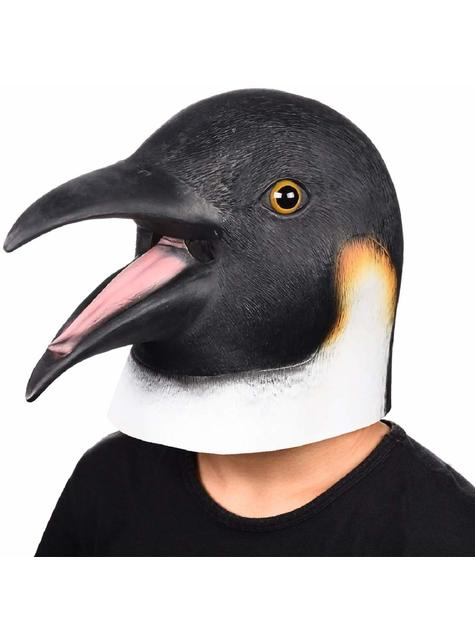 Masque pingouin adulte
