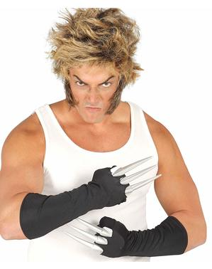 Rękawiczki z pazurami dla dorosłych