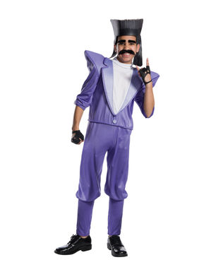 Balthazar Bratt costume for boys - Despicable Me 3