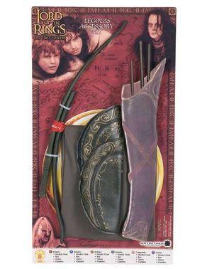 Kit disfraz de Legolas Lord of the rings para niño