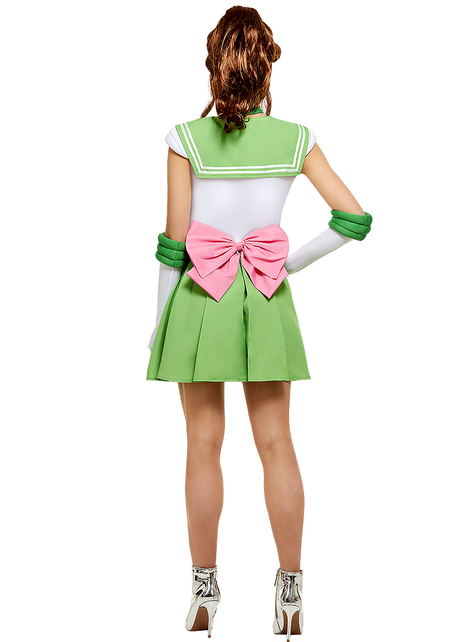 Sailor Jupiter plus size kostume - Sailor Moon
