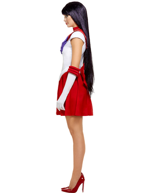 Mars Costume Plus Size - Sailor Moon