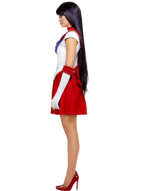 Disfraz de Marte - Sailor Moon