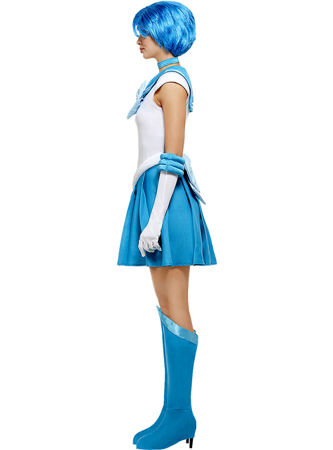 Sailor Mercury Costume - Sailor Moon