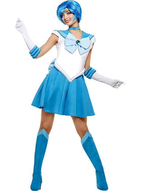 Disfraz de Mercurio - Sailor Moon