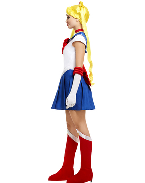 Costum Sailor Luna - Sailor Moon
