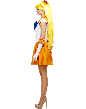 Sailor Venus Maskeraddräkt - Sailor Moon