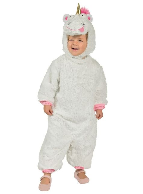 Fluffy costume for kids - Despicable me 3